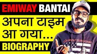 Independent Rapper 🎤 Emiway Bantai Life Story In Hindi   Biography   Samajh Mein Aaya Kya?