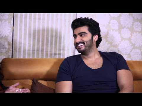 Arjun Kapoor exclusive interview on Showbiz India