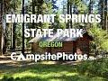 Emigrant Springs State Park, Oregon