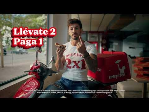 Telepizza reconoce que sus anuncios no eran buenos