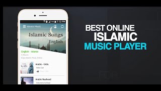 Enjoy the best collection of EID SONGS with Takbeer on Islamic Music Player.