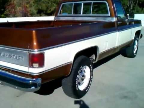 1980 chevy 4 wheel drive truck for sale in california youtube. Black Bedroom Furniture Sets. Home Design Ideas