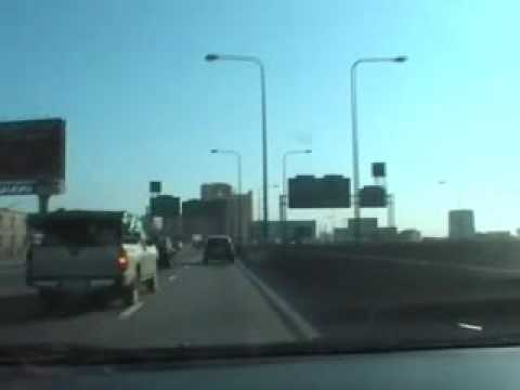 Bangkok to Pattaya by Taxi on the new Freeway 10 12 06
