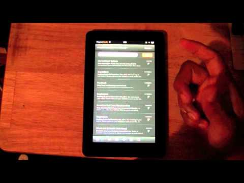 How to Load Non-Amazon Books Onto a Kindle Fire