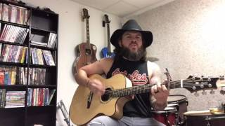 """Stay A Little Longer"" (Wes Ryce Cover)"
