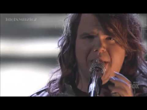 Caleb Johnson - Aerosmith - Don't Wanna Miss A Thing