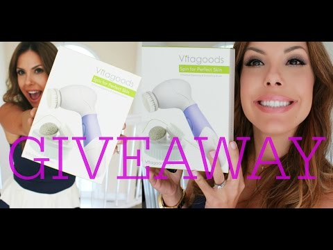 GIVEAWAY My Favorite Skincare Tool