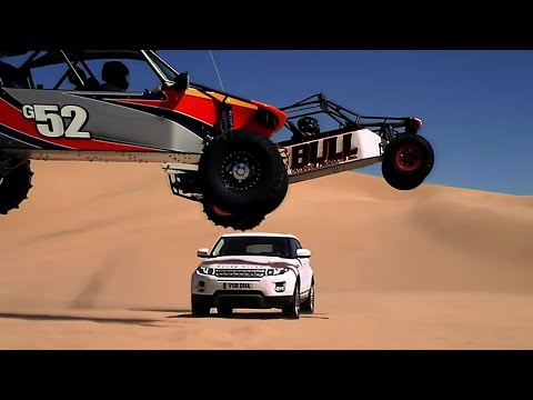 Range Rover Evoque - Top Gear - Series 17 - BBC