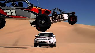 Range Rover Evoque - Top Gear - BBC