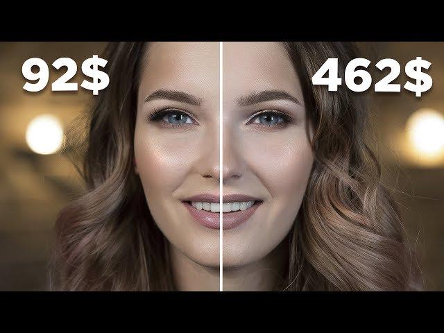 Дорогой VS Дешевый макияж - #TANYAMAKEUP - Makeup Tutorial