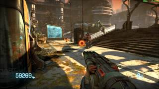 Bulletstorm PC Gameplay GTX 680