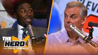 Cowboys must pay Zeke, Dak & Amari, says Baker will experience change — Jennings | NFL | THE HERD