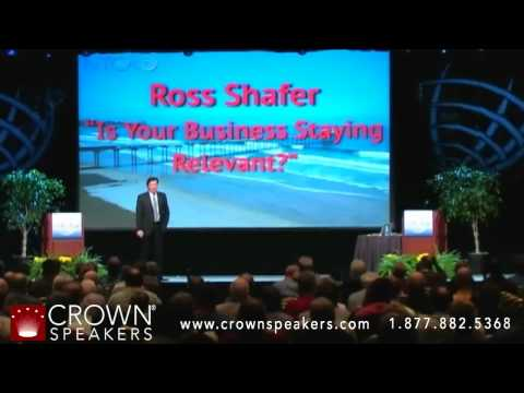 Ross Shafer | Customer Urgency Is Replacing Service