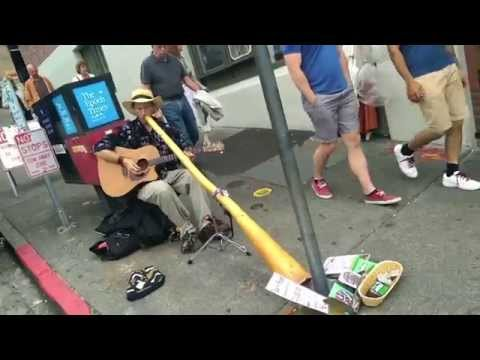 Seattle Street Performers - Pike Place Market 2014