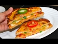 Besan Toast Cheese Sandwich Video Recipe | Bhavna's Kitchen