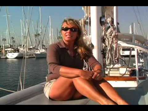 Varnishing a Boat with Mas Epoxy   Cruising the Corinth Canal