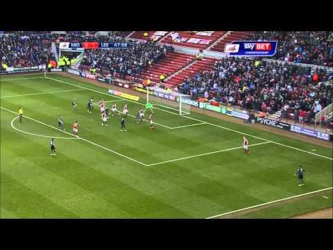Boro 0-1 Leeds