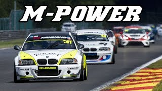BMW E46 M3 and E36 M3 - Real M-Power sounds