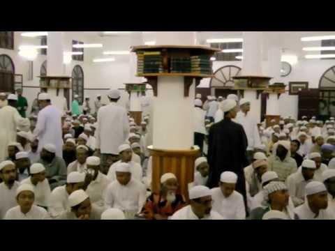 Dar al Mustafa Mawlid - Qasida الله الله يا الله يا رب صل على مختر جد الحسن   Tarim, Yemen