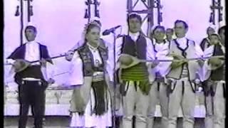 KENGE DIBRANE. festivli folklorik ghirokaster 1983 fiknete hoxha.valle dritash per fitore