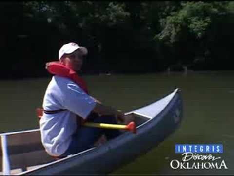 Come with the entire Discover Oklahoma crew as they explore (by canoe) the Spring River in far northeast Oklahoma. You can paddle anywhere from 4-29 miles, d...