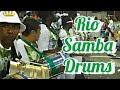 Samba Drumming at its best: Live from Sambadrome
