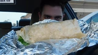 Offensive Food Review Ep. 4 | Chipotle Chicken Burrito (My Regular Thing)