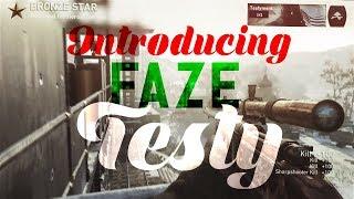 Introducing FaZe Testy