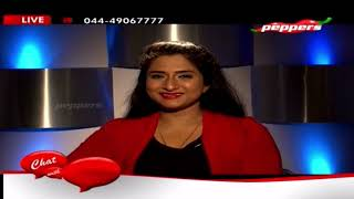 Chat With Ramya 09-12-2018 | Peppers TV