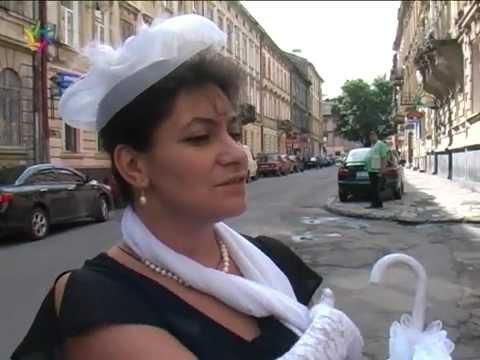 Прогулка по еврейскому Львову с Ольгой Лидовской