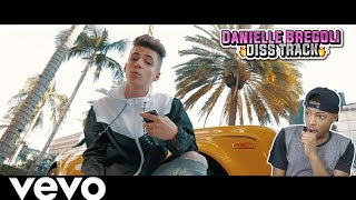 Zach Clayton - How Bout Dat (Danielle Bregoli Diss Track) Official Video Reaction