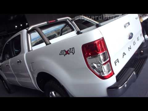 Ford Ranger XLT 4x4 2014 video versión Colombia