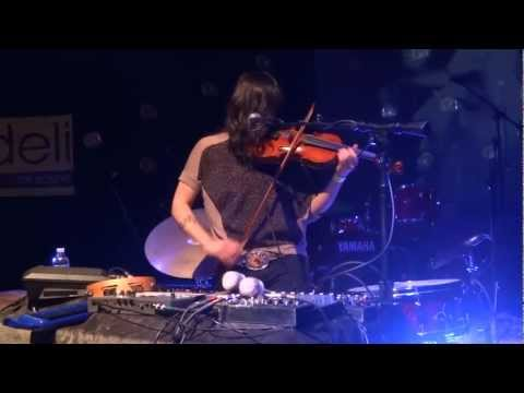 Emily Wells: Symphony #6 Fare Thee Well and the Requiem Mix Live