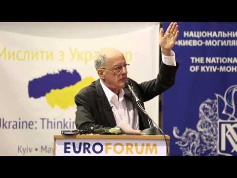 Public lecture by Paul Berman, Kyiv, Ukraine