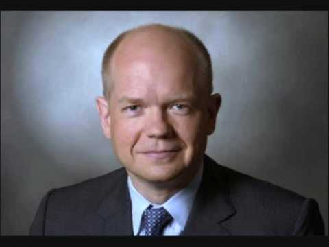 William Hague Prank Phone Call To Tony Blair.