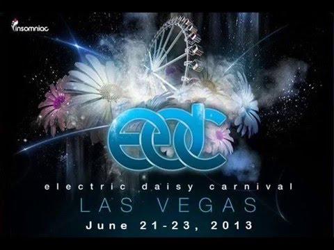 Gareth Emery - Live @ Electric Daisy Carnival (Las Vegas, 21.06.2013)