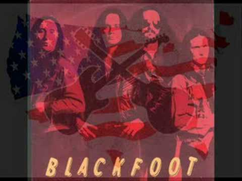 Blackfoot - Dancin Man