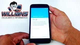 Remover tirar senha e conta google do Motorola Moto G4, G4 Play backup e hard reset