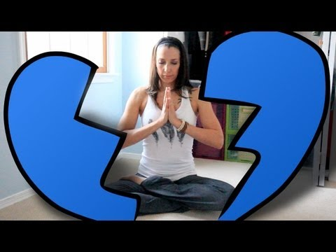 Meditation for a BROKEN HEART - How To Meditate for Beginners - You Have 4 Minutes - BEXLIFE