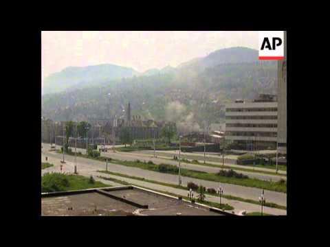 BOSNIA: SARAJEVO: UPDATE