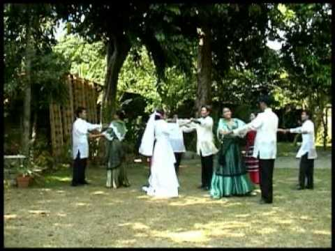 Philippine Folk Dance Habanera Botolena video