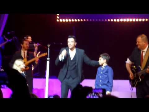Perfect Night Peter Andre Big Night Tour with Junior & Princess Birmingham 25th Oct 2014