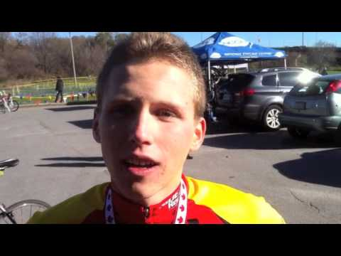 2011 Cross Nationals - Jared Stafford Interview