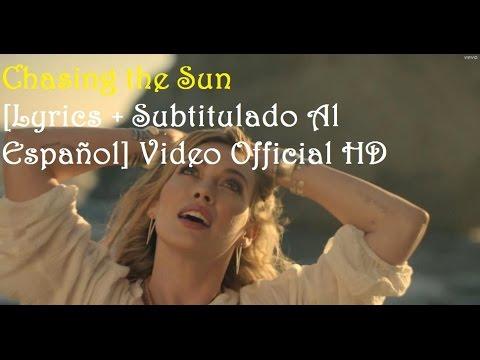 Hilary Duff - Chasing the Sun [Lyrics + Subtitulado Al Español] Video Official HD VEVO