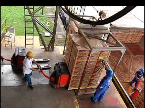 Muchas empresas colombianas ya están enviando sus productos al África [Noticias] - TeleMedellin