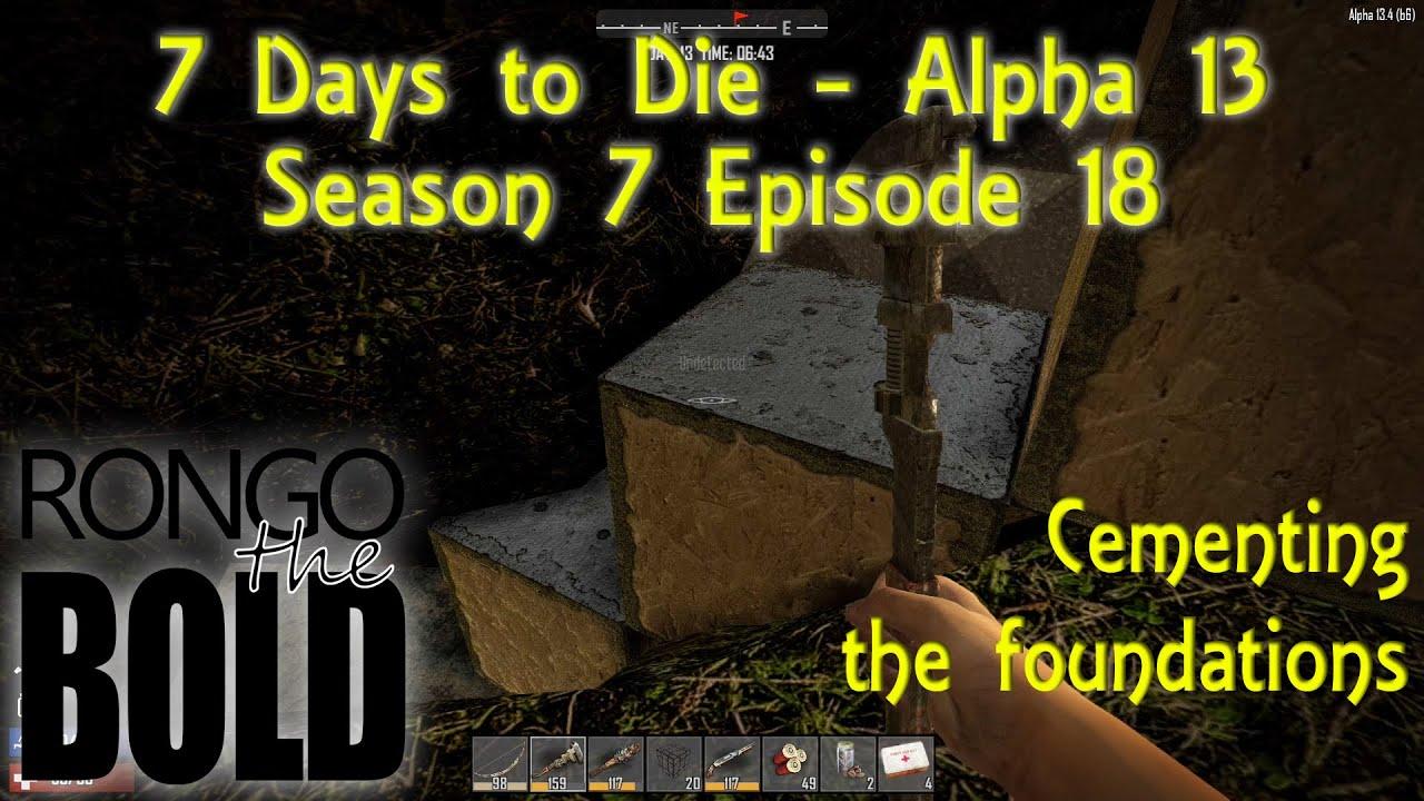 Как сделать стекло в 7 days to die alpha