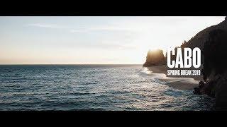 JusCollege Cabo Spring Break 2019