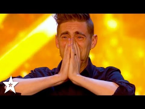 HILARIOUS Matt Edwards WINS Ant & Dec's GOLDEN BUZZER! | Britain's Got Talent 2017
