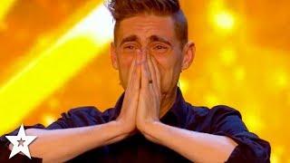 HILARIOUS Matt Edwards WINS Ant & Dec's GOLDEN BUZZER! | Britain's Got Talent 2017