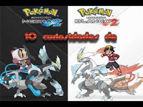 10 curiosidades de pokemon blanco y negro 2
